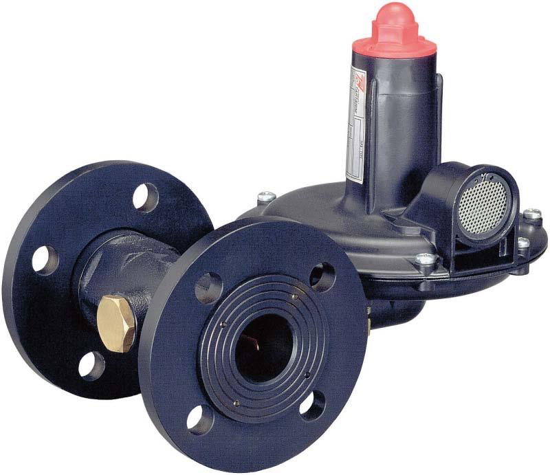 Регуляторы давления газа серии A/100 (Tartarini)